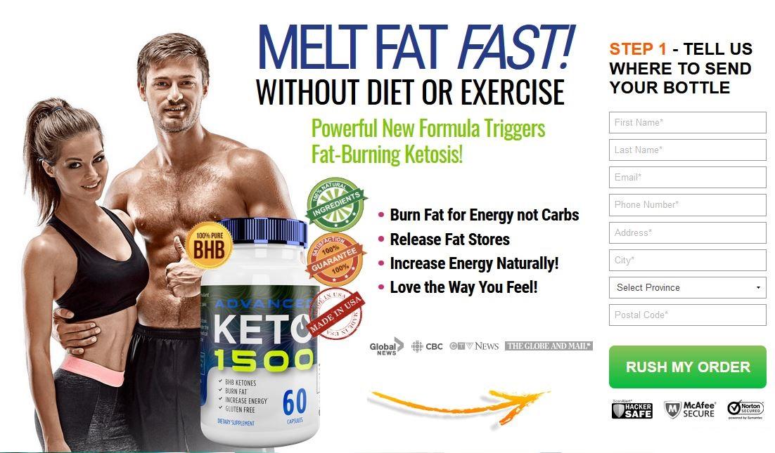 Keto Advanced 1500 Buy