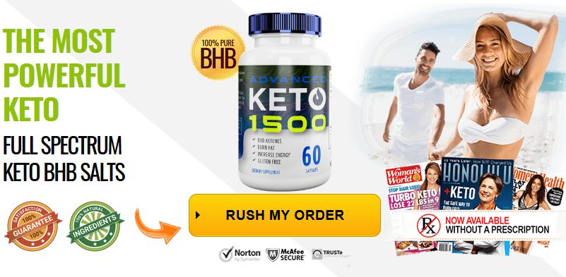 Keto Advanced 1500 Get