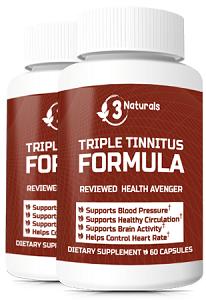 3 Naturals Triple Tinnitus Formula