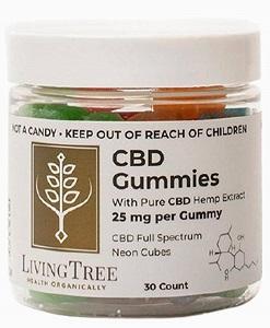 Living Tree CBD Gummies