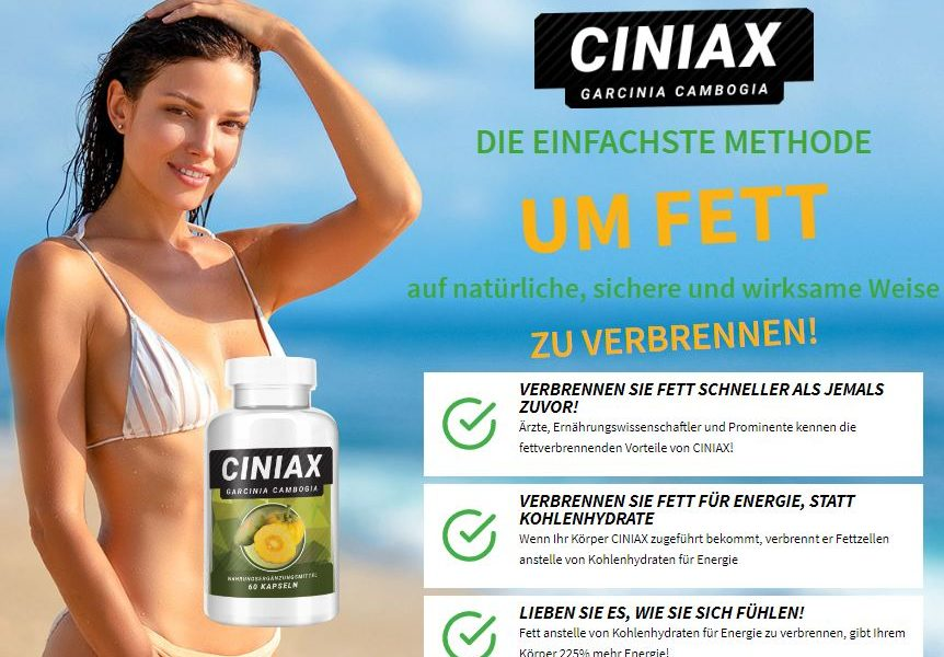 Ciniax Kapseln