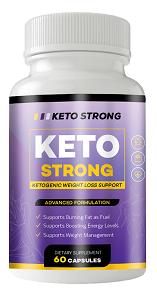 Keto Strong 1