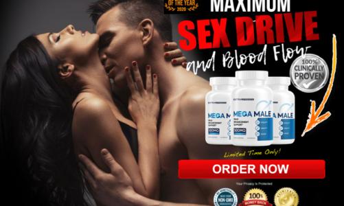 Mega Male Enhancement – Extra Strength ME Pills Reviews, Price