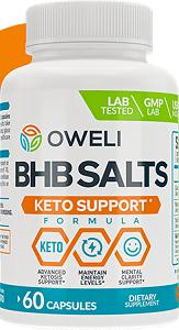 Oweli BHB Salts Keto 1
