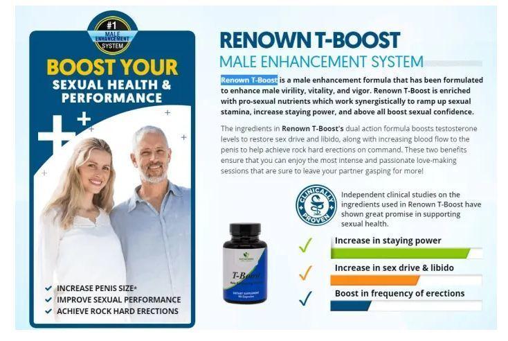 Renown T-Boost