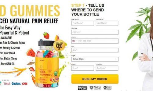 UNBS Tropical CBD Gummies 2