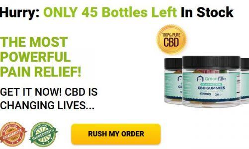 Green Otter CBD Gummies – GreenOtter Quit Smoking Cannabis [Reviews 2021]