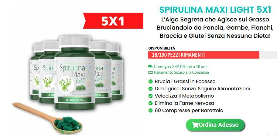 Spirulina 5x1 2