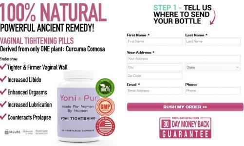Yoni Tightening Reviews – Yoni Pur Vagina Tightening Pills! Price
